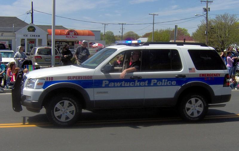 Lincoln Rhode Island Police Dept